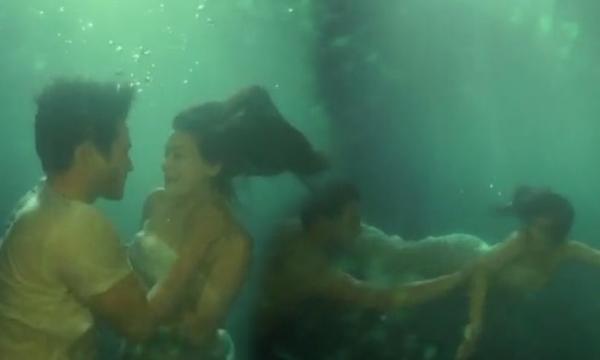 แอน ทองฯ เผยคลิปเด็ด! เจมส์-คิมเบอร์ลี หวานจนน้ำทะเลจืด!!