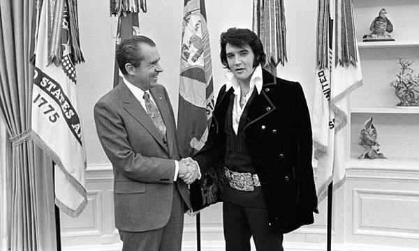 จะเกิดอะไรขึ้นเมื่อ เอลวิสต้องพบกับประธานาธิบดีนิกสัน ใน Elvis & Nixon