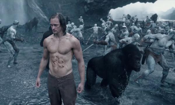 ทะยานไปในพงไพร สงครามเผ่าพันธุ์ครั้งใหม่กำลังจะเริ่ม! ตัวอย่าง The Legend of Tarzan