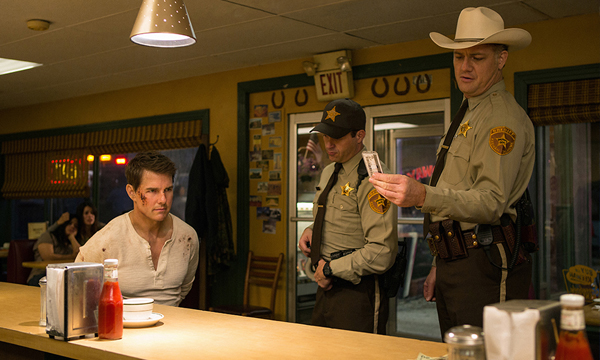 ทอม ครูซ กลับมารับบทนำในภาพยนตร์ Jack Reacher: Never Go Back ยอดคนสืบระห่ำ 2