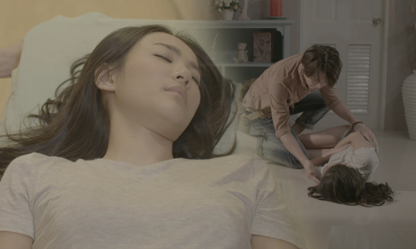 ไอซ์ซึ ช็อค เจอ กิ๊บซี่ เป็นลมจมกองอ้วก