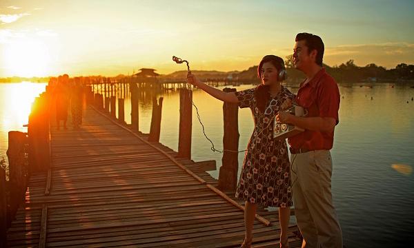 พบรัก หนังไทยพม่า FROM BANGKOK TO MANDALAY ถึงคนไม่คิดถึง