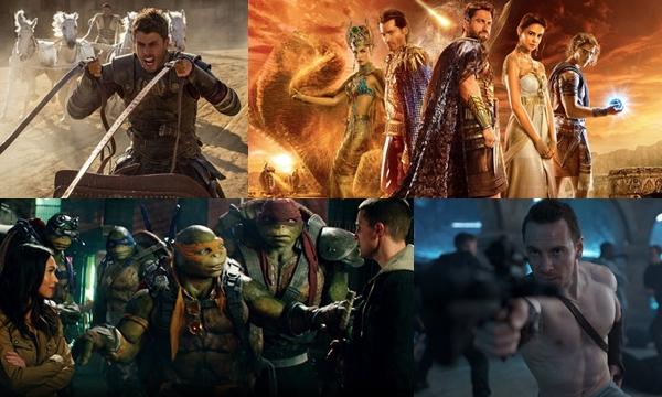 """13 หนังใหญ่ที่ """"ขาดทุน"""" กระหน่ำ ในรอบปี 2016"""
