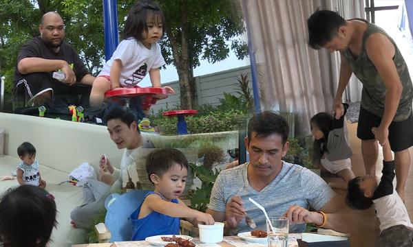 น่ารักเบอร์แรง! The Return of Superman Thailand ทะยานสู่เรียลลิตี้อันดับ 1