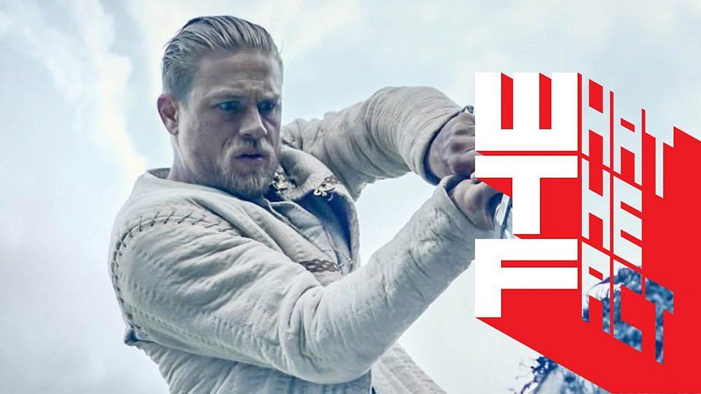 Charlie Hunnam พระเอก King Arthur สนใจจะรับบท James Bond คนใหม่