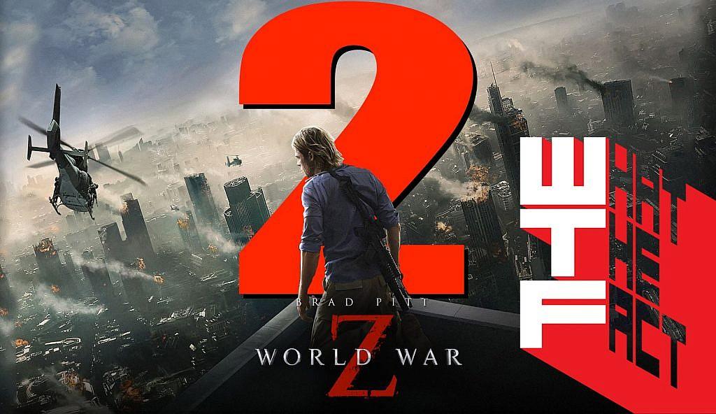 พาราเมาต์ ยืนยัน เดวิด ฟินเชอร์ ได้กำกับ แบรด พิตต์ อีกครั้งใน World War Z 2