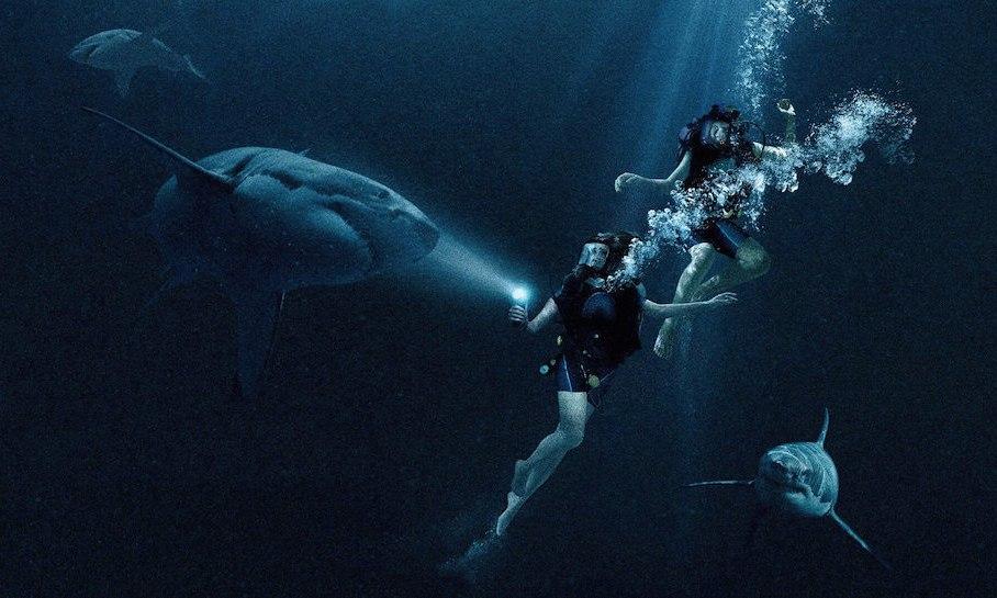ดูแล้วบอกต่อ 47 Meters Down ฉลามนอกกรง