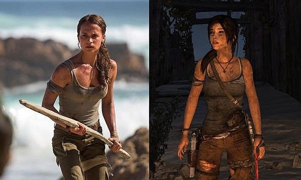 วิดีโอเปรียบเทียบ Tomb Raider เวอร์ชั่นรีบู้ท เหมือนกับวิดีโอเกมแค่ไหน