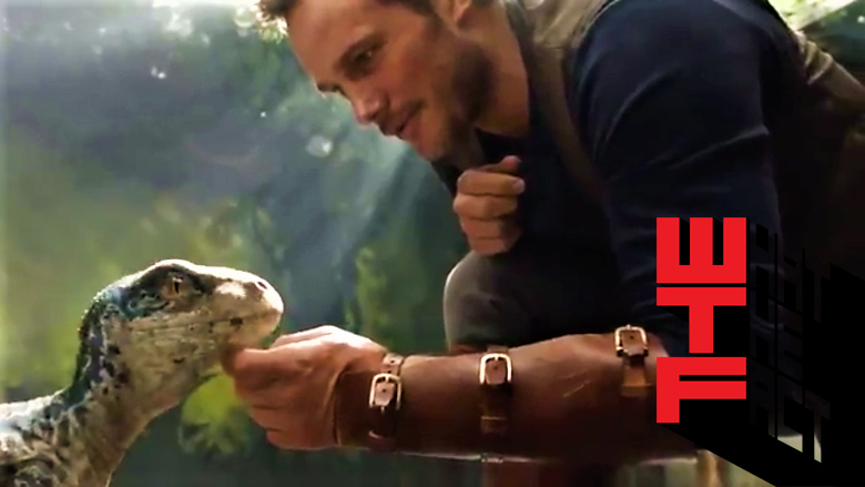 Jurassic World Fallen Kingdom เผยคลิปแรกของ ลูกแร็พเตอร์