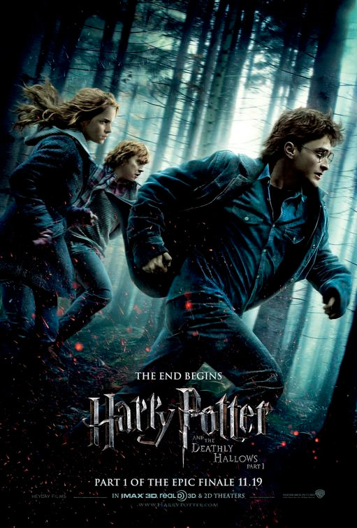 Harry Potter and the Deathly Hallows Part 1