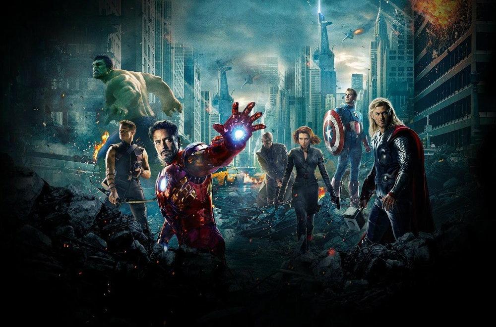 10 อันดับหนังทำเงินปี 2012