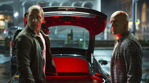 ภาพเซ็ตใหม่ Die Hard 5 วันดีมหาวินาศ คนอึดตายยาก