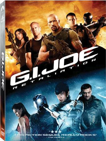 """""""โดนใจคอหนัง"""" ลุ้นดีวีดี G.I. Joe: Retaliation (ประกาศผล)"""
