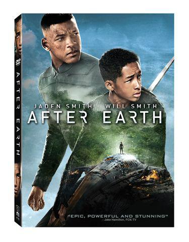 โดนใจคอหนัง ลุ้นดีวีดี After Earth (ประกาศผล)