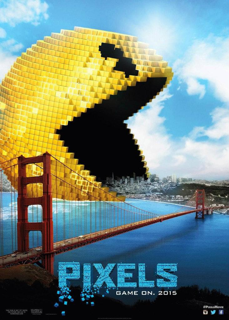 ตัวอย่างหนัง Pixels พิกเซล เกมส์ถล่มโลก!