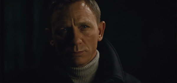 ตัวอย่างแรกซับไทย หนัง 007 SPECTRE