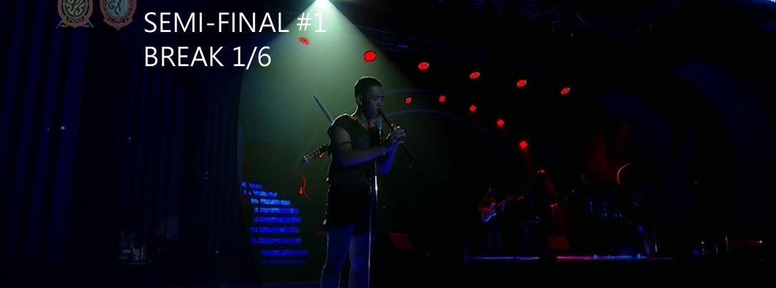 Thailand's Got Talent 6 รอบ Semi-Final #1 (เบรค 1/6) 31 ก.ค.59