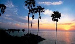 ชมพระอาทิตย์ตก ทะเลสวยที่สุดในเมืองไทย ที่แหลมพรหมเทพ จ.ภูเก็ต