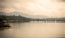 สังขละบุรี มนต์เสน่ห์แห่งลุ่มแม่น้ำสามประสบ