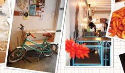 ปั่นจักรยานชิมของอร่อย Pedalicious Bike & Bistro
