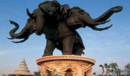 เที่ยวใกล้กรุง พิพิธภัณฑ์ช้างเอราวัณ