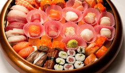 ยูมาซะ (Uomasa) สวรรค์ของคนรักซูชิสุดอร่อย