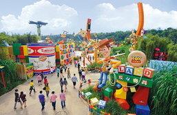 Toy Story Land...สุดยอดสวนสนุกแห่งจินตนาการ