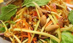 รวมสุดยอดเมนูเด็ด อร่อยล้ำในสามโลก งานสุราษฎร์ธานี ฟู้ดแฟร์ 2013