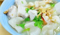 ข้าวต้มปลา by อุษณีย์