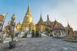 """ยืดเลย.. """"Bangkok"""" Thailand ติดอันดับ 2 ของโลก นักท่องเที่ยวมากที่สุดในปี 2015"""