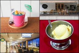 พร้อมรับซัมเมอร์ '3 ร้านไอศกรีมน่ารัก..ชวนดับร้อน'