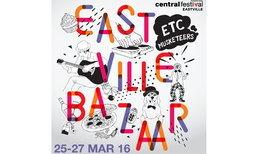เซ็นทรัลเฟสติวัล อีสต์วิลล์ ชวนร่วมงาน EastVille Bazaar 2016