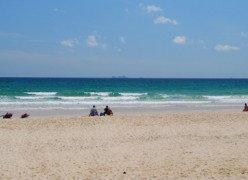 หาดทรายเกิดขึ้นได้อย่างไร?