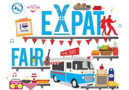 EXPAT FAIR THAILAND 2016 เทศกาลของนักชิม..ใจกลางเมือง