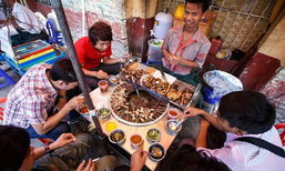 8 เมนู อาหารพม่า อร่อยกว่าที่ตาเห็น