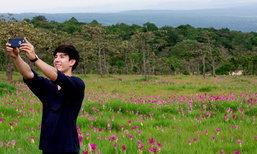 ดอกกระเจียวเบ่งบานที่สุดในรอบปี!! ที่นี่ อุทยานแห่งชาติไทรทอง