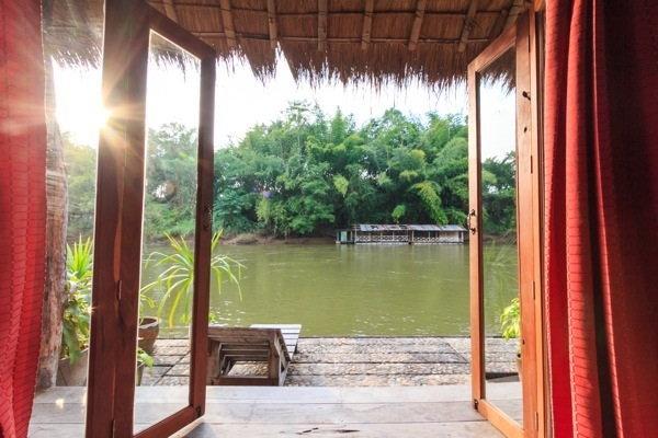 ไทรโยค วิว ราฟท์ ที่พักกาญจนบุรี ล่องแพ