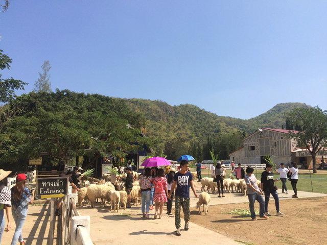 the scenery ราชบุรี