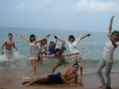 พัทยา เมืองท่องเที่ยวชายทะเล ติดอันดับต้นๆของไทยในวันสงกรานต์