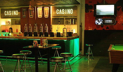 CASINO RESTAURANT & BAR