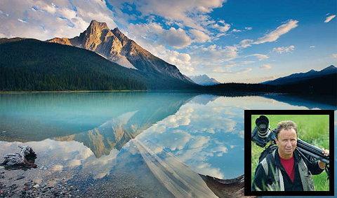 David Noton ช่างภาพธรรมชาติและท่องเที่ยว