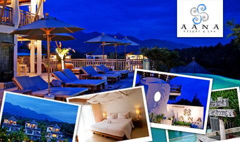 AANA Resort รีสอร์ทสุดฮิปเกาะช้าง
