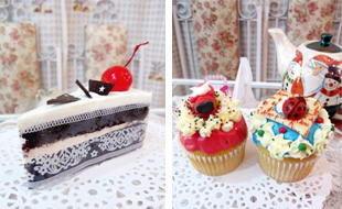 ลิ้มรสเบเกอรี่ที่ร้าน Fairy Cakes & Patisserie