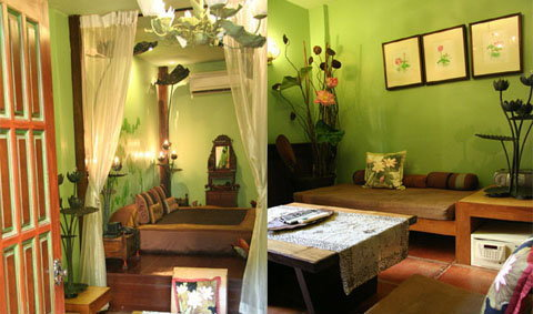 อิงแอบแนบความสุข Old Bangkok Inn