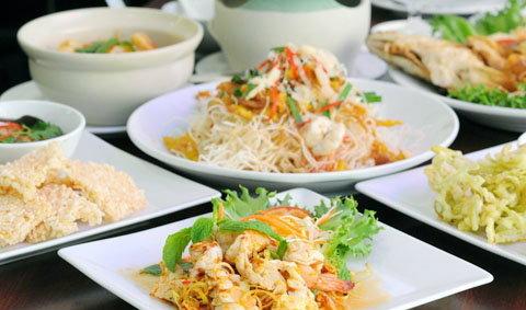 ยอดคำ อาหารไทยตำรับโฮมเมดรสชาติคุ้นลิ้น