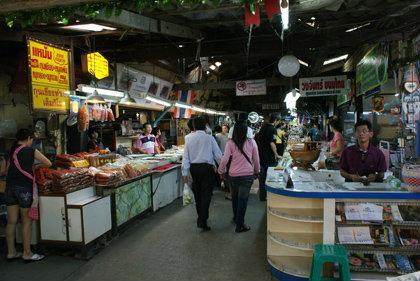 เที่ยว 3 ตลาดเก่า เมืองนครปฐม