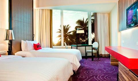 ที่สุดแห่งความสุข ฮาร์ดร็อก พัทยา (Hard Rock Hotel Pattaya) โฉมใหม่