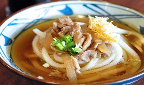 มารุกาเมะ เซเมง (เรน ฮิลล์) ความอร่อยสไตล์ซานุกิ อุด้ง