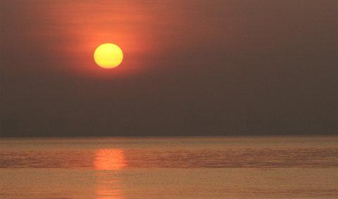 10 อันดับสถานที่ท่องเที่ยวในประเทศไทย ชมพระอาทิตย์ขึ้นและตก สวยสุดๆ