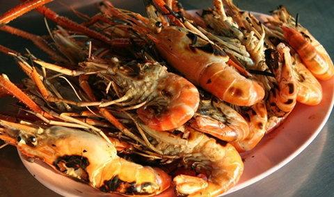 งานเทศกาลกินกุ้งแม่น้ำแม่กลอง 2556